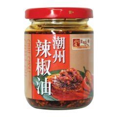 (電子換領券) 美味棧 - 潮州辣椒油 YH0045
