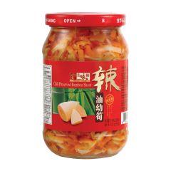 (電子換領券) 美味棧 - 辣油幼筍 YH0225