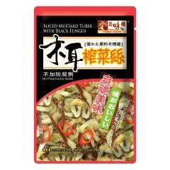 (電子換領券) 美味棧 - 木耳榨菜絲 YH0233