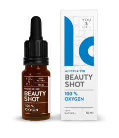 You & Oil - Beauty Shot for Face - 100% Oxygen 10ml YNOBSO-818
