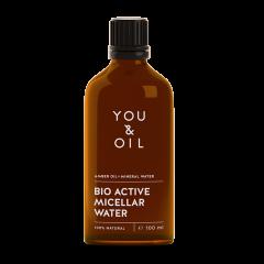 You & Oil - 卸妝水, 琥珀生物活性 100ml
