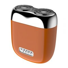 Yoose Y-1 Shave at any moment‧Innovative design‧ Portable electric shaver-Lava orange YOO01-OR-SHA