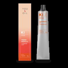 You & Oil - KI - 修復牙膏含活性椰子炭 70g