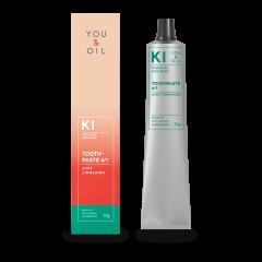 You & Oil - KI - 美白牙膏含活性椰子炭 70g