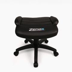 Zenox - Footstool for Racing Chair Z-0888-BLK