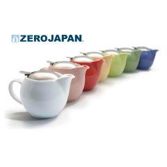 ZERO JAPAN - 陶瓷不銹鋼蓋茶壺(450cc) 禮盒套裝 ZG-001-all