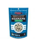 Crunchy Coated Premium Black Edamame; Sea Salt; 3.5 oz (99 g)