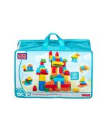 Mattel Games - Mega Bloks®First Builders™Deluxe Building Bag (150pcs) CNM43