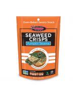 Seaweed Crisps; Pumpkin Sesame 1.2 oz (35 g)