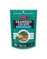 Seaweed Crisps; Almond Sesame 1.2 oz (35 g)