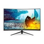 Philips - 32 inch Quad HD 144Hz 1ms (MPRT) Ultra Wide-Color Curved Gaming LCD Monitor 325M8C 325M8C