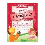 CATALO 兒童Omega-3活腦補眼 Choline + DHA營養啫喱 27粒 CATALO3397
