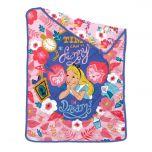 Uji Bedding - 1000 Threads Cotton Summer Quilt - Alice in Wonderland(3 Sizes option)52SQ-AL2101-MO