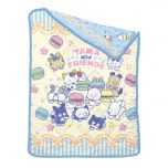 Uji Bedding - 1000 Threads Cotton Summer Quilt - TAMA and FRIENDS(3 Sizes option)52SQ-TM2101-MO