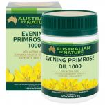 Australian by Nature Evening Primrose Oil 1000mg - 100 Capsules ABN00616
