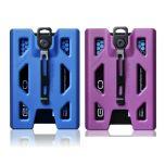 美國GOVO - 輕便證件卡包 (藍色 / 紫色) BadgeHolder