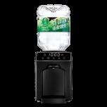 屈臣氏蒸餾水 - 家居水機 - Wats-Touch Mini 溫熱水機 (黑) + 8公升樽裝蒸餾水 x 48樽(電子水券) EA034101B24I