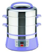 Gemini Italy 14L ELECTRIC STACKABLE STAINLESS STEEL HOTPOT COOKER GFS136 GFS136