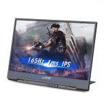 G-Story - 超薄T系列電競版165Hz 15.6吋FHD FPS遊戲專用 支援豎屏 窄邊框 可攜式Type-C 顯示器 GST56 GS011104