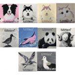 暖之織 - 智能發熱暖織帕-動物圖案 KTW-021-Animal