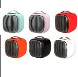 NOVELTI - Desktop Ceramic Heater & Fan 800W  (Blue NH5081B/Pink NH5081P) NH5081C