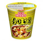 Nissin-1001-001-111 Nissin - Cup Noodles XO Sauce Seafoodr Flavour [case offer]