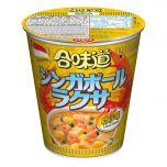 Nissin-1001-001-121 Nissin - Cup Noodles Laksa Flavour [case offer]