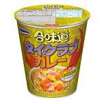 Nissin-1001-001-126 Nissin - Cup Noodles Thai Crab CurryFlavour [case offer]