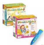 RASS Language - iPEN Phonics Kids Jumbo Pack (Phonics Kids Pack 1&2 + 16GB iPen) 9789881513953