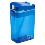 Precidio - Drink in the Box 吸管杯 (8安士) - 藍色 PR-1008BL
