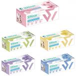 救世 - 超立體口罩 花色系列 清涼型 (30片獨立包裝/盒)(5色可選)