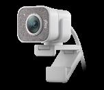 Logitech Stream Cam 全高清串流播放網路攝影機 -  白色