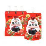 美味棧 - 紅豆椰果唧唧龜苓膏 (250克 x 3) YH0577