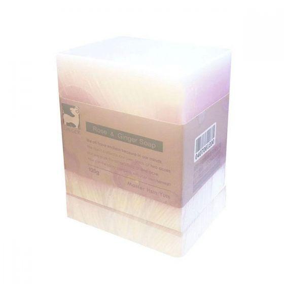 玫瑰薑園皂 120g GR8263