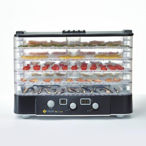 LEQUIP - FilterPro 6 trays Dehydrator LD-918BT