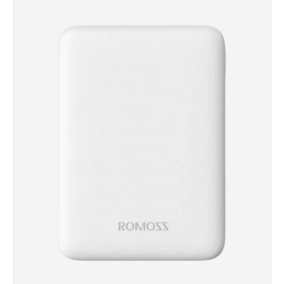 ROMOSS 超薄 5000mAh雙輸出聚合物移動電源PSP05