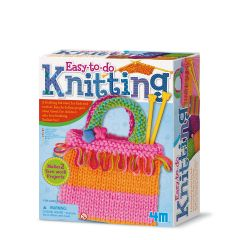 4M - Knitting - Easy-To-Do Knitting 00-02753