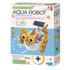4M 綠能科學 - 光電混合 - 水上機器人 00-03415