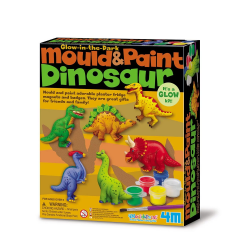 4M - Mould & Paint Dinosaur 00-03514