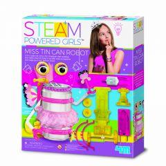 4M STEAM - 鋁罐機械人小姐 00-04906