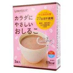 優之源®日本健康紅豆湯 54克(18克 x 3包) 000266