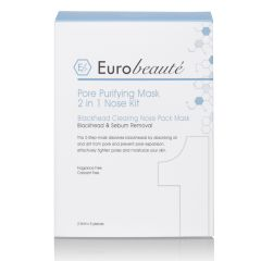 Eurobeaute - Pore Purifying Mask 2 in 1 Nose Kit 5 pcs/box 0014H2828