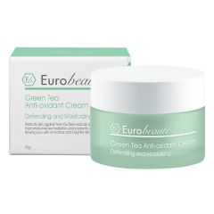 Eurobeaute - Green Tea Anti-oxidant Cream 50ml 0014H2847