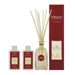 Carroll&Chan - 200ml White Michelia Reed Diffuser 030232