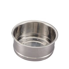 Cuisintec Stainless Steel Food Steamer (Silver) for Mini Cooker (Model: KC-8708) - 0335 (HK Version) 0335