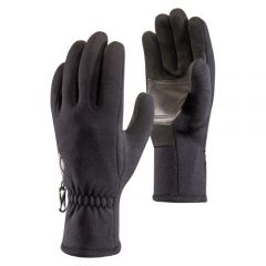 Black Diamond LightWeight ScreenTap Gloves-Blk-801045-M 793661309413