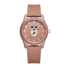 LINE FRIENDS 兒童八達通手錶 - Brown 101.7101