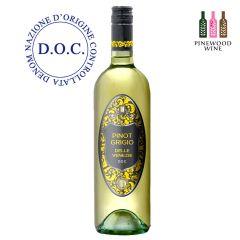 Val d'Oca - PINOT GRIGIO Delle Venezie D.O.C. 意大利法定產區灰皮諾白酒 750ml 10214005