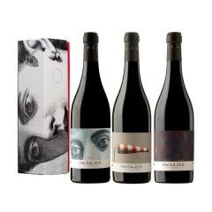 Miguel Angel de Gregorio Paisajes Wine Set [750ml x 3]