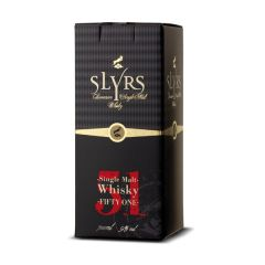 [禮盒] SLYRS Fifty-One Single Malt Whisky 威士忌 -1 支